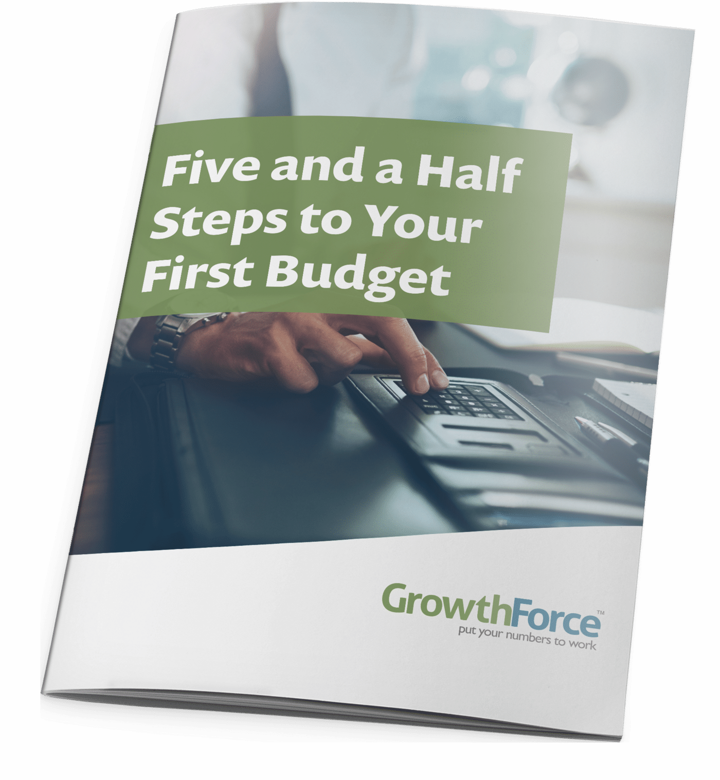 Five and a 1/2 Steps to Your First Budget