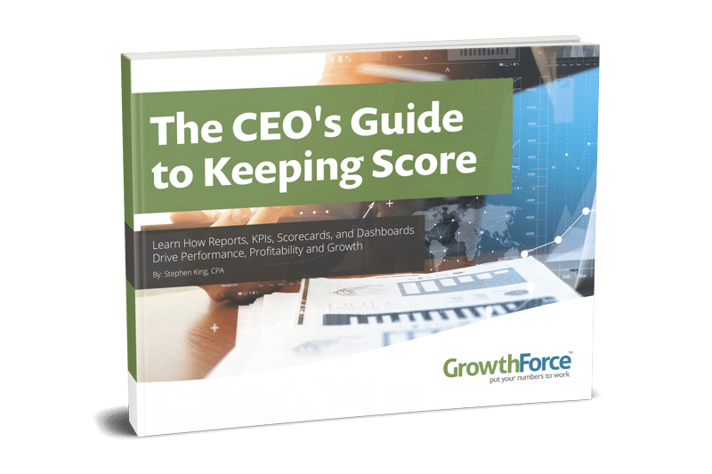 CEO Guide to Keeping Score