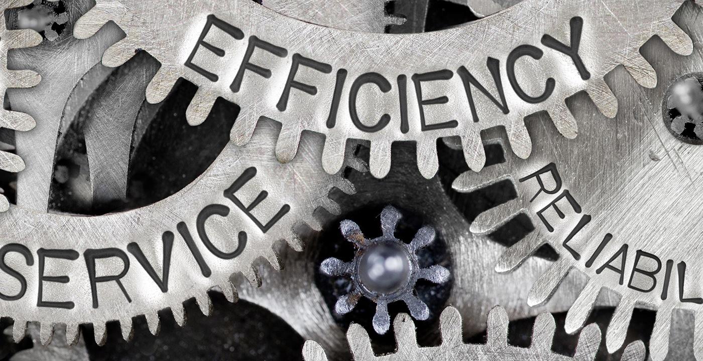 Back Office - Efficiency