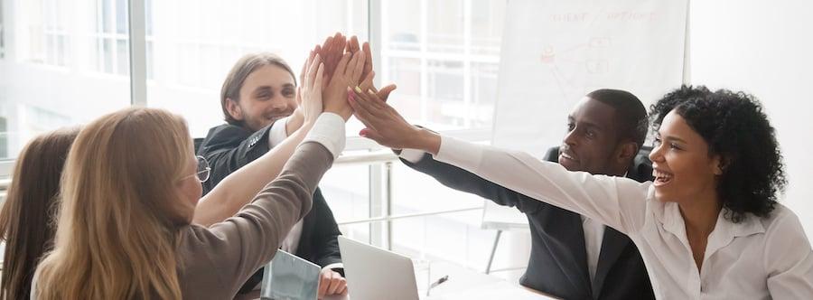 Diversity Business Teamwork-1
