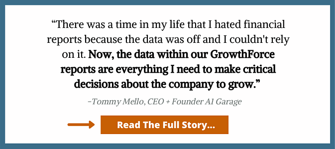 GrowthForce Decision Making