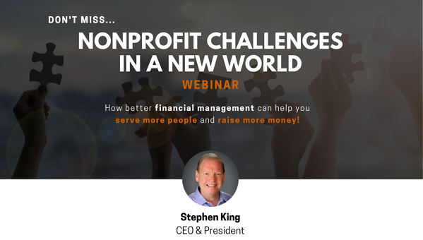Nonprofit Challenges In A New World WEBINAR (2)