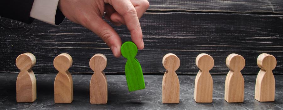 Choosing Business Leader