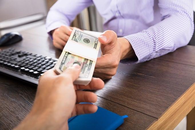 cash skimming fraud