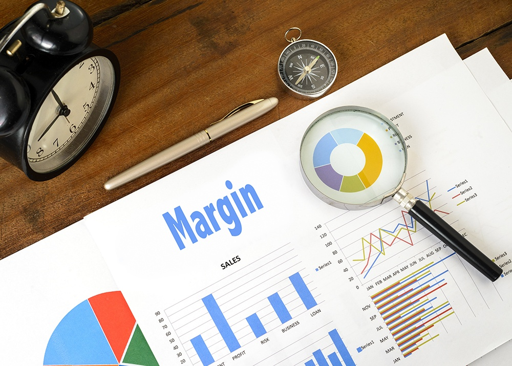 contribution margin and gross profit margin