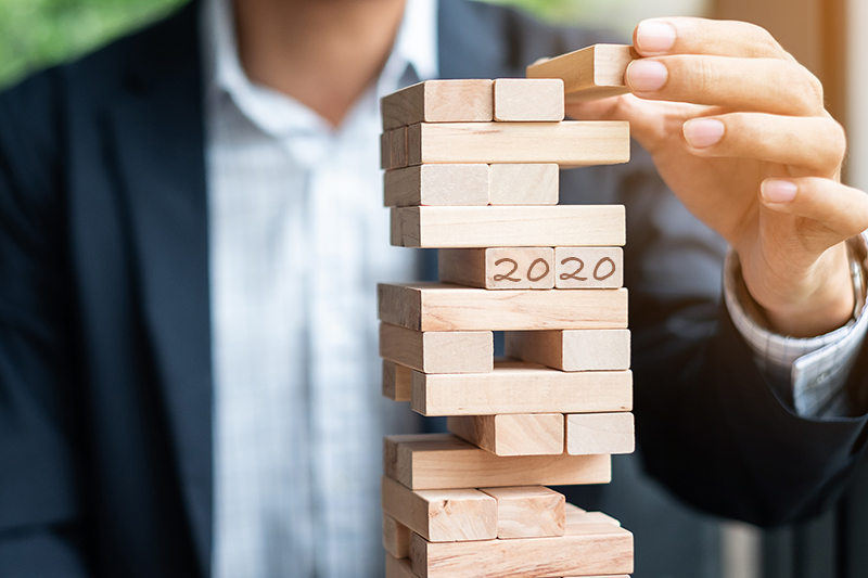 new years business resolutions 2020