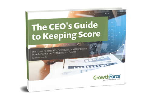 The CEO's Guide to Keeping Score