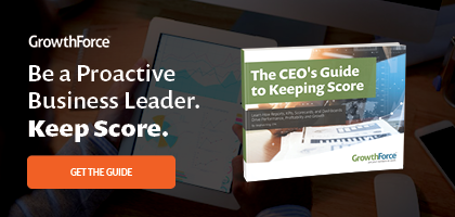 CEOs Guide to Keeping Score