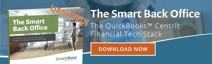 The Smart Back Office Client Accounting Services