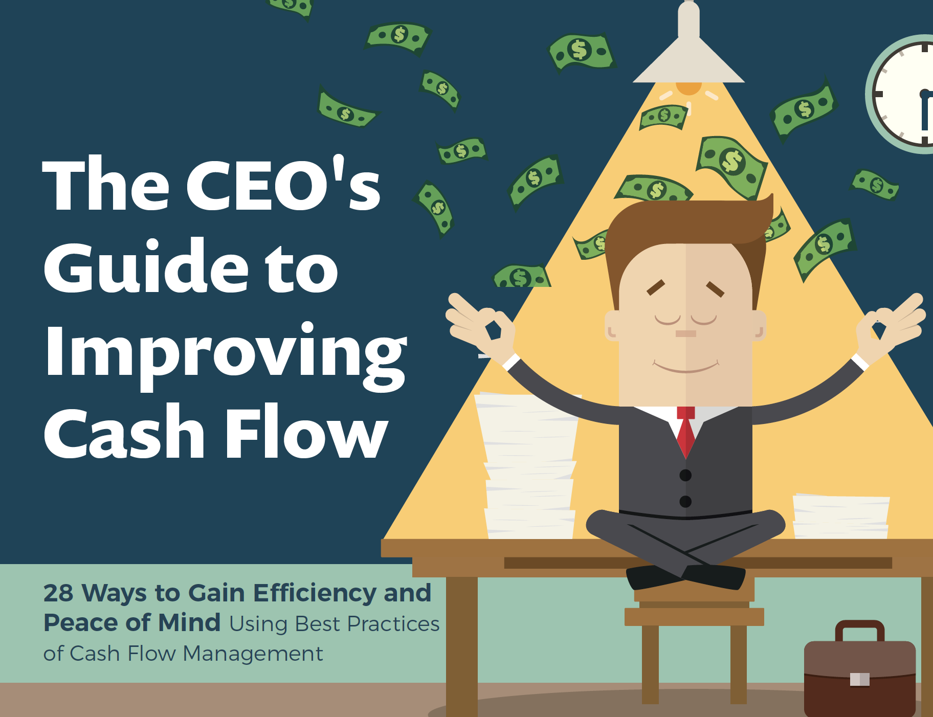 Cash Flow Coverpage