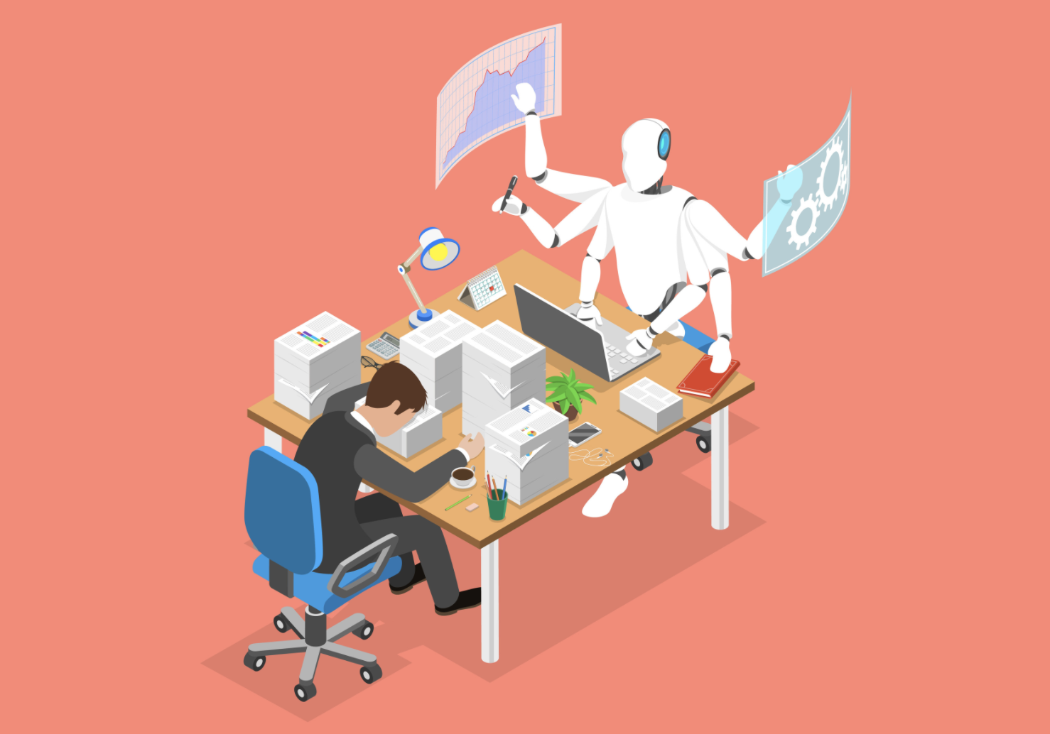 5 Advantages of Automating Manual Processes In Your Business