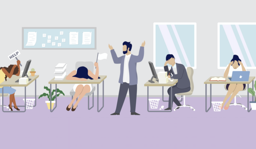 How To Prevent Employee Burnout & Maximize Productivity