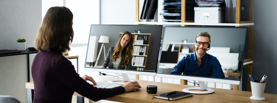 Two Steps to Having Highly Effective Virtual Meetings